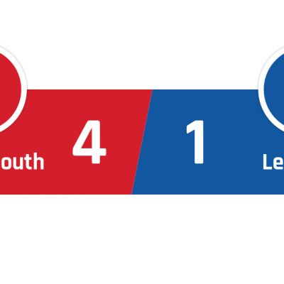 Bournemouth - Leicester 4-1