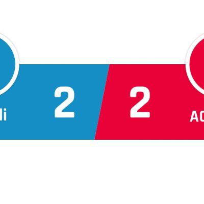 Napoli - AC Milan 2-2