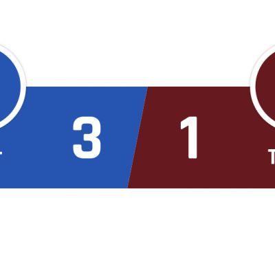 Inter - Torino 3-1
