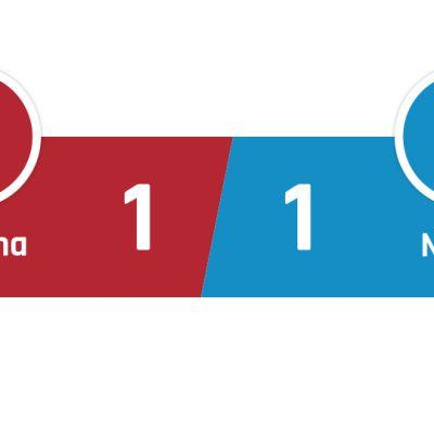 Bologna - Napoli 1-1