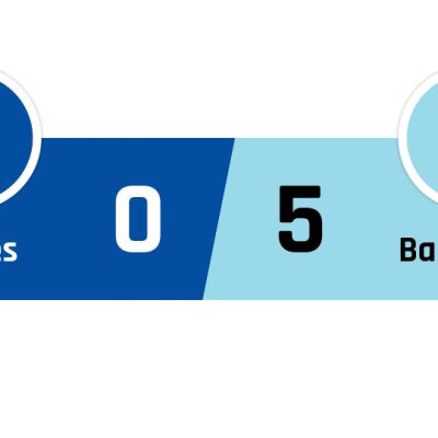Alavés - Barcelona 0-5