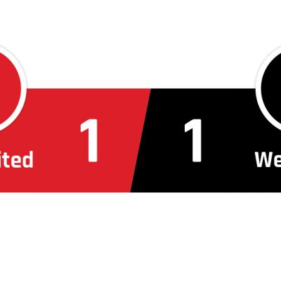 Manchester United - West Ham 1-1