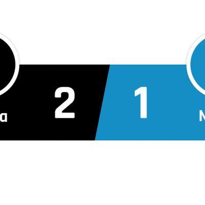 Parma - Napoli 2-1