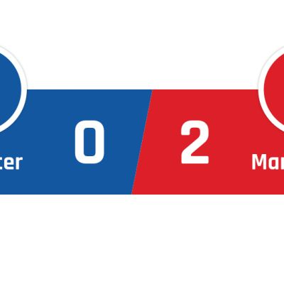 Leicester - Manchester United 0-2