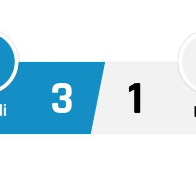 Napoli - Lazio 3-1