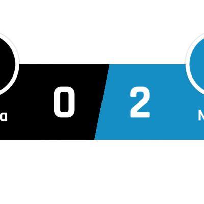 Parma - Napoli 0-2