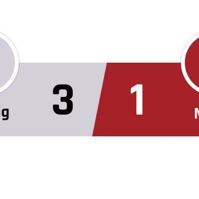 Leipzig - Mainz 3-1
