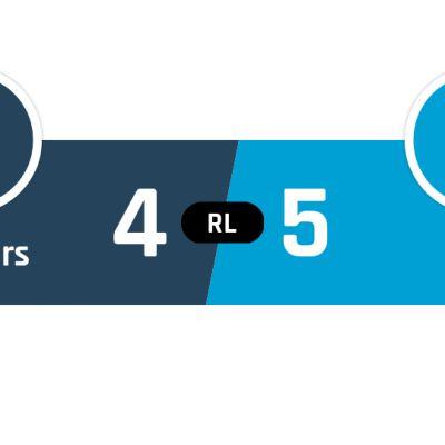 Steelers - SPV 4-5