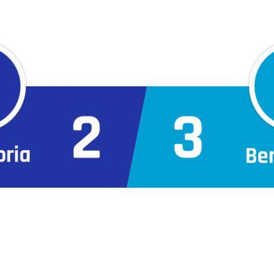 Sampdoria - Benevento 2-3