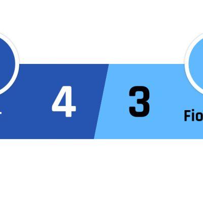 Inter - Fiorentina 4-3