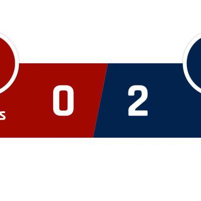 Reims - PSG 0-2