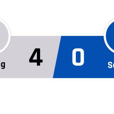 Leipzig - Schalke 4-0