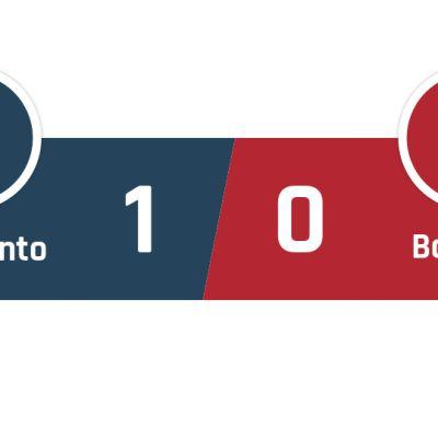 Benevento - Bologna 1-0