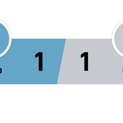 Lazio - Inter 1-1