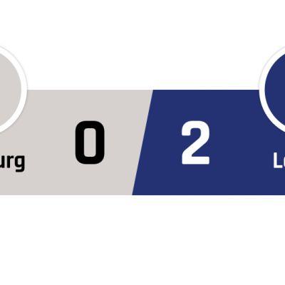 Ausburg - Leipzig 0-2