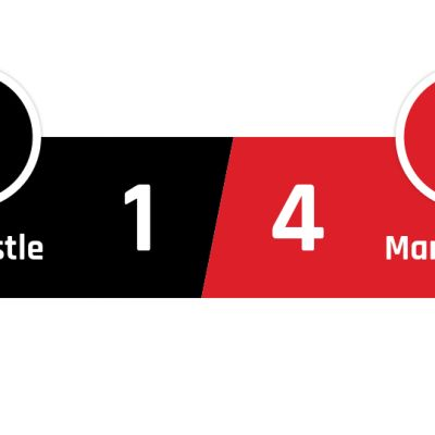 Newcastle - Manchester United 1-4