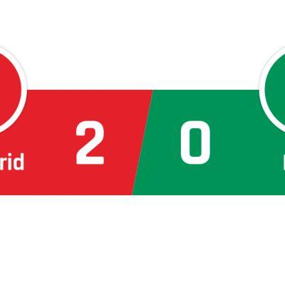 Atlético Madrid - Real Betis 2-0