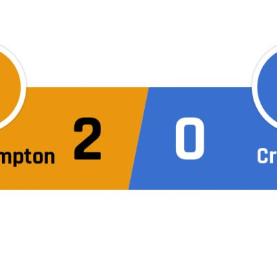 Wolverhampton - Crystal Palace 2-0