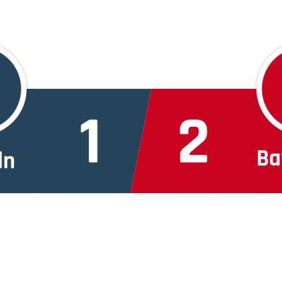FC Köln - Bayern München 1-2