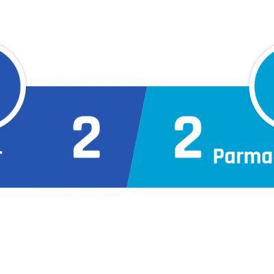 Inter - Parma 2-2