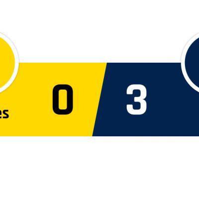 Nantes - PSG 0-3