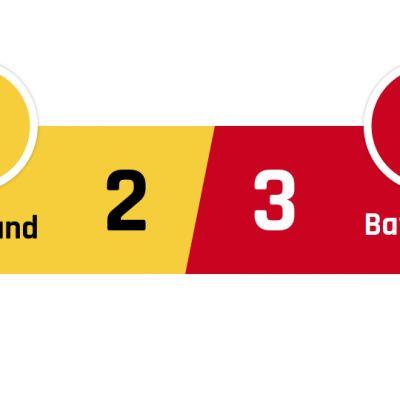 Dortmund - Bayern München 2-3