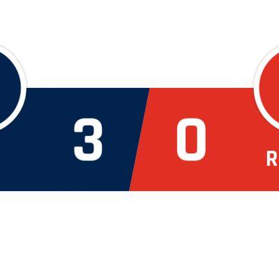 PSG - Rennes 3-0