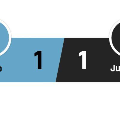 Lazio - Juventus 1-1