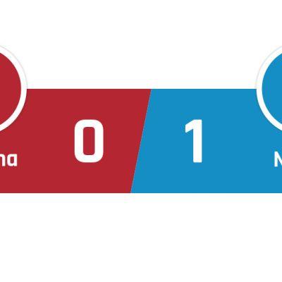 Bologna - Napoli 0-1