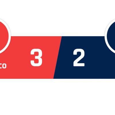 AS Monaco - PSG 3-2