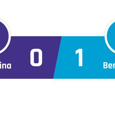 Fiorentina - Benevento 0-1