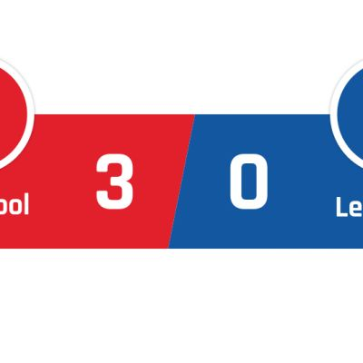 Liverpool - Leicester 3-0
