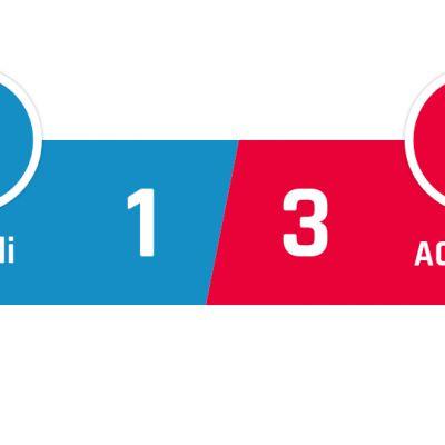 Napoli - AC Milan 1-3