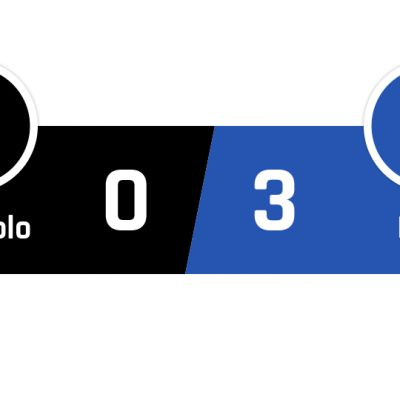 Sassuolo - Inter 0-3