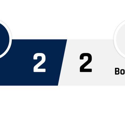 PSG - Bordeaux 2-2