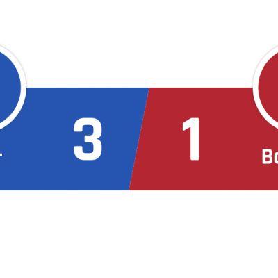 Inter - Bologna 3-1