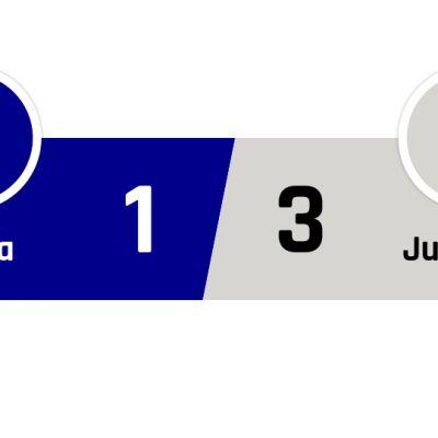 Genoa - Juventus 1-3