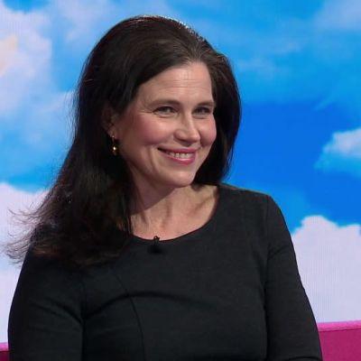 Anna Rotkirch Puoli seitsemän -ohjelmassa