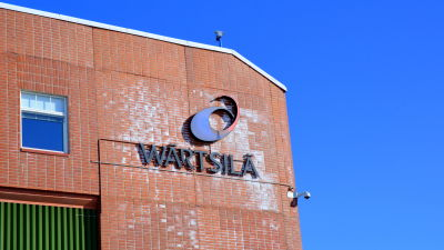 Wärtsiläs logotyp