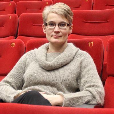 Savon Kinot Oy:n toimitusjohtaja Sari Peltonen.
