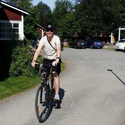 Kuvaaja Jussi Hellsten osallistuu Valto Pernu Photo marathonille