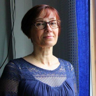 Seksuaali- ja paripsykoterapeutti Sirkka Näsänen työskentelee Pohjois-Karjalan keskussairaalassa.