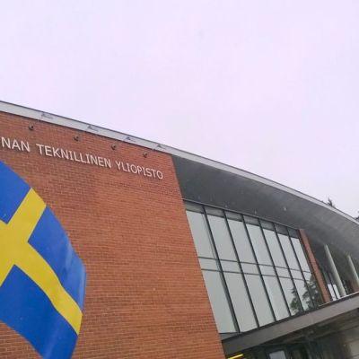 Lappeenrannan teknillinen yliopisto, Ruotsin kuningasparin vierailu