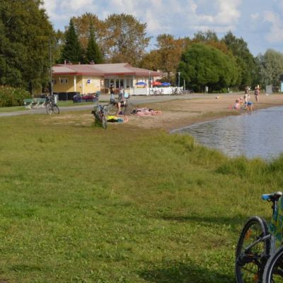 Tuiran uimala Oulussa