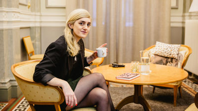 Matilda Gustavsson.