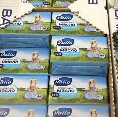 Finlänarna har börjat hamstra smör avsett för den ryska marknaden.