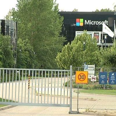 Microsofts mobiltelefonenhet Salo läggs ned