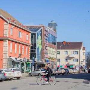 Seinäjoki centrum.