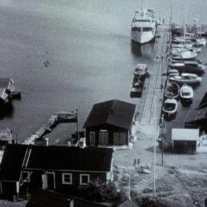 Utön päälaituri 1973