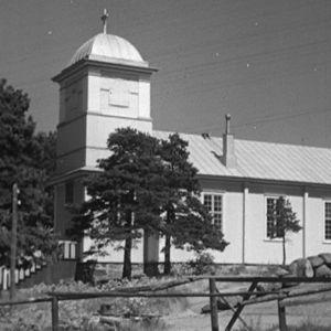 Haapasaaren kirkko 1964